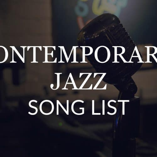 contemporary-jazz-song-list